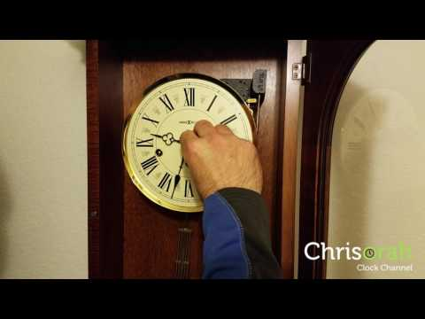 How to Fix Clock that Doesn't Chime on the Correct Minute