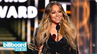 Mariah Carey Gives Power Speech & Performance at BBMAs 2019 | Billboard News
