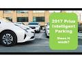 2017 #Prius Intelligent Parking part 2- Toyota On Front