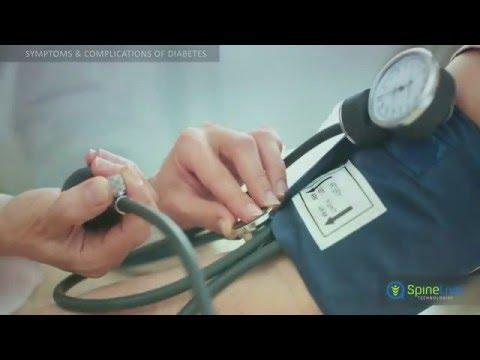 Diabetes. Symptoms & Complications