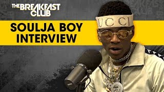 Soulja Boy Drags Tyga, Drake, Kanye West & Reclaims The Best Comeback Of 2018