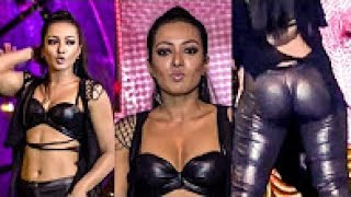 Catherine Tresa Mindblowing Hottest Tight Wardrobe