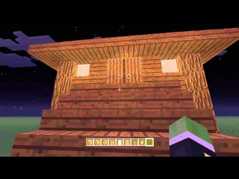 Minecraft easy safe house