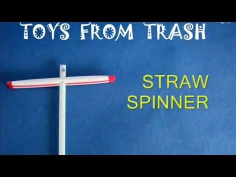 Straw Propeller | Italian