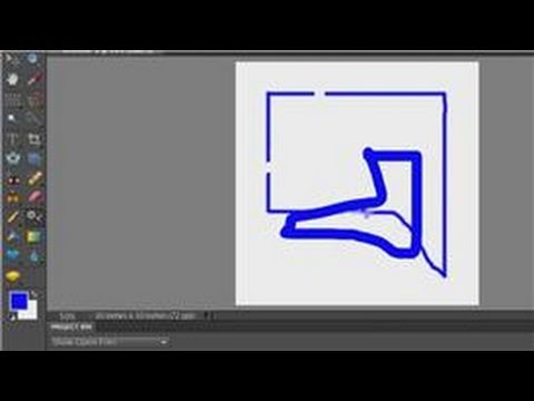 Computer Art Basics : How to Draw in Photoshop Elements
