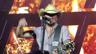 """Jason Aldean """"Drowns The Whiskey Live @ BB&T Pavilion"""