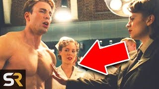 10 Marvel Superhero Movie Moments That Actors DID NOT See Coming!