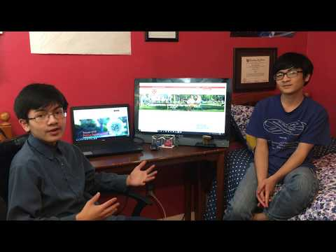Hizami Accepted To Harvard & Aiman Accepted To Brown University | Pre-College Program