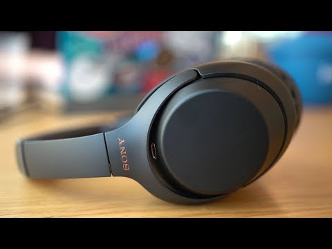 Sony 1000XM3 Complete Walkthrough: Sony's Newest Noise Cancelling Headphones