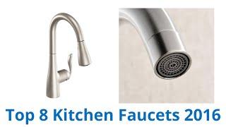 8 Best Kitchen Faucets 2016