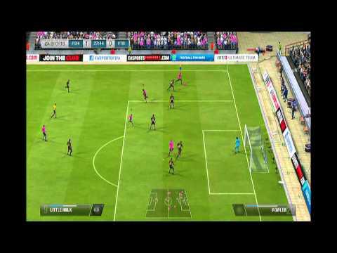 FIFA 13 - Pro Club Seasons | Superman Punch!!! | John Cena in FIFA