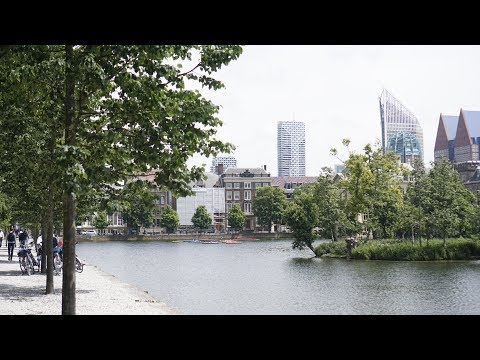The Hague, Netherlands in 4K (UHD)