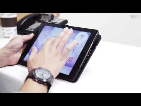 iPad Air 360 Bluetooth Rotating Keyboard Case