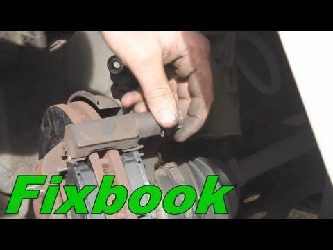 Stuck Brake Caliper Slide Pin