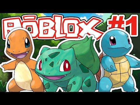 POKEMON: BRICK BRONZE – Part 1 (Roblox Gameplay)
