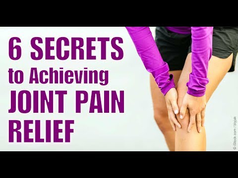 unlock your hip flexors  - how to relieve joint pain