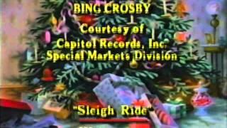 closing to disneys sing along songs very merry christmas songs 1988 vhs - Disney Sing Along Songs Very Merry Christmas Songs