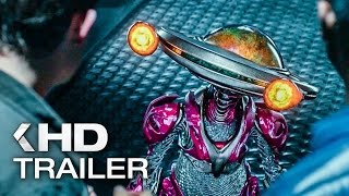 Power Rangers ALL Trailer & Clips (2017)