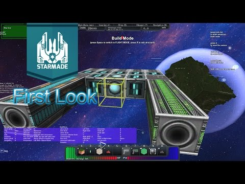 StarMade (Preview | First Look)