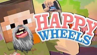 Happy Wheels   THE MINECRAFT ADVENTURE!!