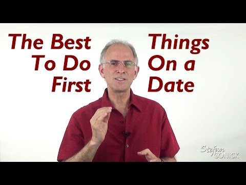 What Are the Best Things to Do on a First Date? EFT Love Talk Q&A Show