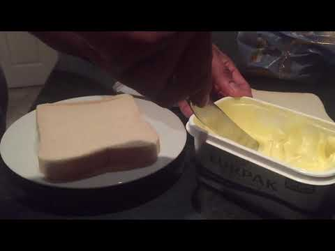How to make cheese tomato cucumber sandwich