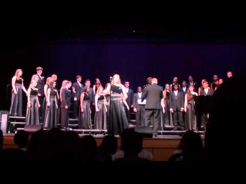 5 - Trying To Make Heaven My Home - PCHS Chamber Choir (Summer Concert '14)