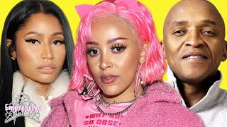 Doja Cat gets backlash from Nicki Minaj fans   Doja's estranged father Dumisani Dlamini speaks out!