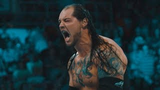 Watch alternate angles of Baron Corbin