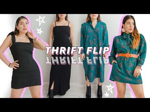 Xxx Mp4 THRIFT FLIP NO SEW 2 Dresses To 4 Pieces Bc More Clothes Is Always A Better Idea 3gp Sex