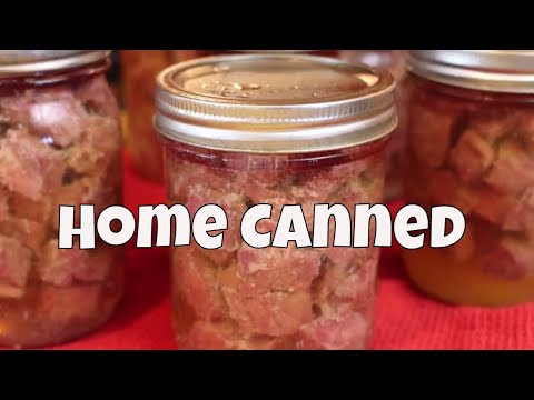 Home Canning Corned Beef With Linda's Pantry