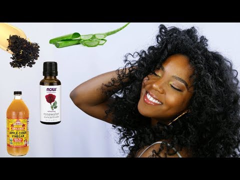 20 Natural Hair Hacks You Need To Know  | Melissa Denise