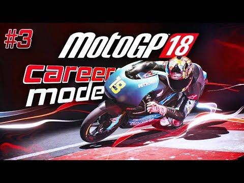 MotoGP Career Mode Part 3: No Longer a Rookie