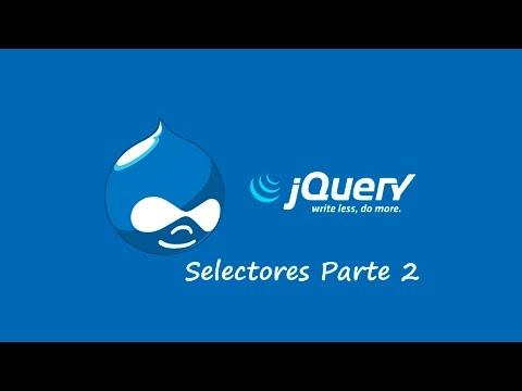 Selectores en Jquery Parte 2 - Etiqueta y This
