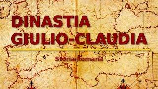 Storia Romana || LA DINASTIA GIULIO CLAUDIA (14 d.c. - 68 d.c.)
