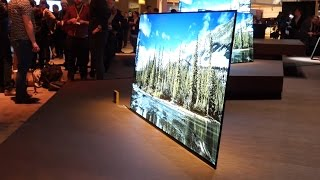 Sony unveils Bravia A1 4K OLED TV @ CES 2017