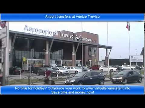 airport transfer at Venice trevisio