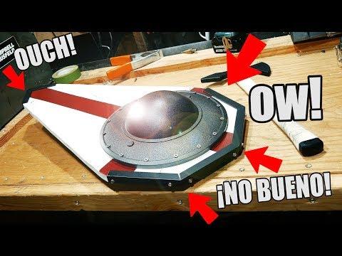 How to Make: Brawler Shield (Weapon/Shield HYBRID)