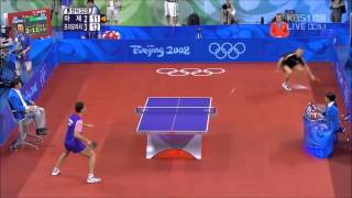 Best 10 Ping Pong Points 2012