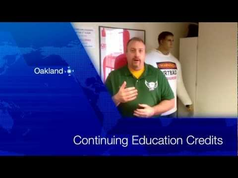 Security Continuing Education Credits