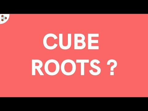 What is the Cube Root of a Number?