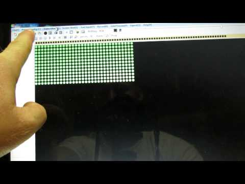 How to build an LED Display, #2 Setting up the programming software