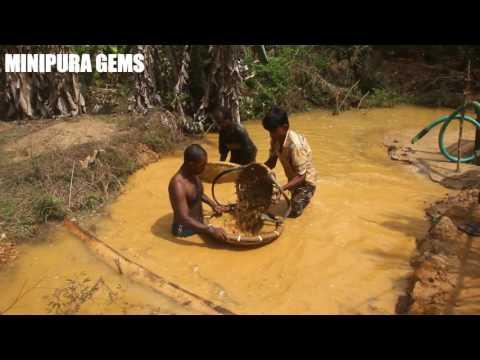 gem mining part srilanka