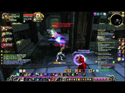 Let's Play World Of Warcraft Part26 Scholomance