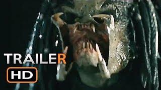The Predator Official Trailer #2 (2018) Shane Black Sci-Fi Horror Movie HD