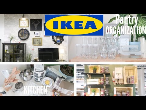 SHOP WITH ME AT IKEA! $5 AND UNDER FINDS + HUGE HAUL
