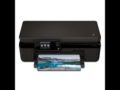 Hp Photosmart 5520 - Not Printing Black- Printhead Fix- ⬇️Link in Description⬇️