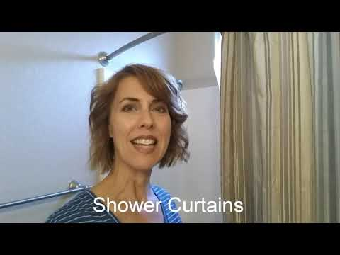 How to Clean Your Plastic Shower Curtain in 30 Seconds