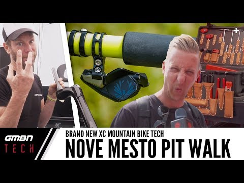 Brand New Mountain Bike Tech From The XC World Cup Rd3 Nove Mesto