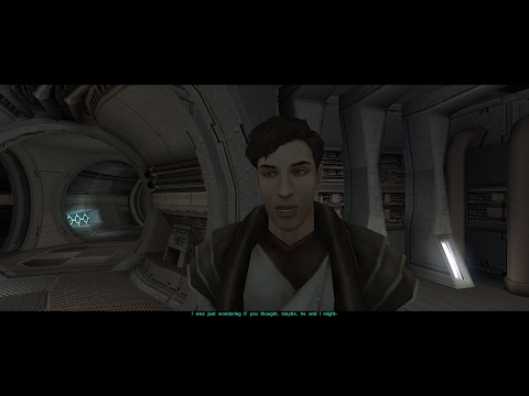 Kotor 2 - Atton Rand and Male Exile Romance Mod